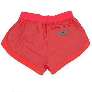 adidas Stella McCartney Neon Pink Run Shorts XS
